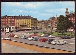AK 002517 Denmark - Aalborg - J. F. Kennedys Plads - Danimarca
