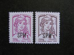 Saint Pierre Et Miquelon: TB Paire N° 1101 Et 1102, Neufs XX. - Neufs