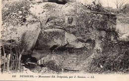Nemours - Monument Edmond Doigneau - Nemours