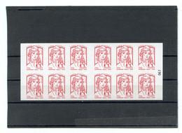 France - Carnet Marianne Ciappa - Couverture : Vous Aimez Les Beaux Timbres - Neuf** Non Plié - 12 TVP LETTRE PRIO - Standaardgebruik