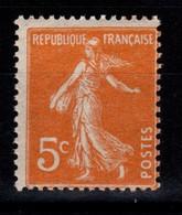 YV 158 N** Semeuse - Unused Stamps