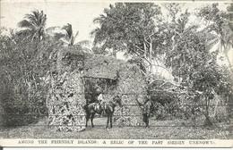 002273 - TONGA - AMONG THE FRIENDLY ISLANDS : A RELIC OF THE PAST (ORIGIN UNKNOWN) - ESPERANTO - 1911 - Tonga