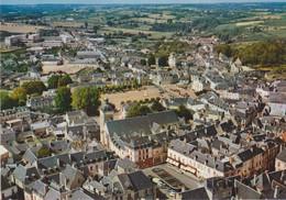 Vue Aérienne De Château-du-Loir (72) - - Chateau Du Loir