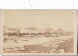 LORIENT -- Une Vue Du Port   (Photo Vers 1860 ) - Fotografía