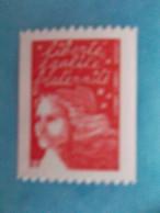 TIMBRE : No: 3417 , MARIANNE De LUQUET , TVP Rouge  , XX , En Bon état - Nuovi