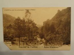 "Manhay - L'Aisne Au Pied Des Pittoresques "" Roches à Frênes "" - Manhay"