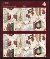 Nederland 2008 NVPH Nr 2609/2618V Postfris/MNH Decemberzegels, Kerst, Christmas, Noel, Weihnachten - Unused Stamps