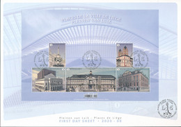 BELGIUM FDS 2020/08 - 2011-...