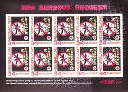Nederland 2008 NVPH Nr 2619V Postfris/MNH Serious Request - Unused Stamps