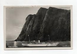 Nordkapp (Norvegia) - 1944 - Barca In Navigazione - Non Viaggiata - (FDC28532) - Norway