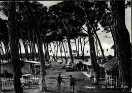 CPA Vada Sabatia Liguria, Campingplatz La Pineta - Altri