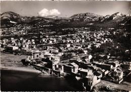 13 - Marseille - Pointe-rouge - Vue Générale Aérienne (1960) - Südbezirke, Mazargues, Bonneveine, Pointe Rouge, Calanque-Felsen