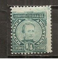 Argentina. Nº Yvert  72 (MH/*) - Ungebraucht
