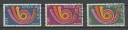 Chypre - Cyprus - Zypern 1973 Y&T N°381 à 383 - Michel N°389 à 391 (o) - EUROPA - Used Stamps