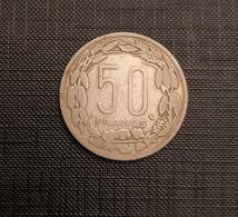 50 Francs 1961 Afrique équatorial Tchad Gabon Centrafrique Congo - Chad