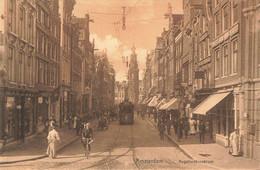 AMSTERDAM -  Régulersbreestraat - Amsterdam