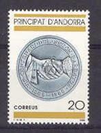 Andorre Esp 1988. Secon Pareage. Yv 193 (**) - Ungebraucht