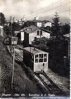 BERGAMO Funicolare Di S. Vigilio 1950  (ERP) - Bergamo