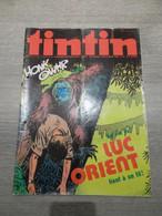 Tintin ( Magazine L'hebdomadaire ) 1974 N°35 - Tintin