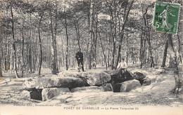 95 - Forêt De CARNELLE - La Pierre Turquoise (3) - Otros Municipios