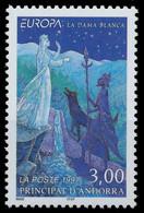 ANDORRA (FRANZ. POST) 1997 Nr 508 Postfrisch X0B262A - Neufs