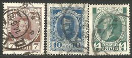 771 Russie 1909-12 Small Collection Stamps (RUZ-285) - Gebraucht