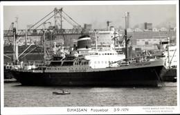CPA Dampfer Elhassan, Arab Navigators - Ohne Zuordnung