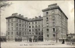 CPA Paris XVII., Bastion De La Porte De Clichy - Otros
