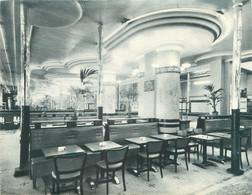 """CPSM FRANCE 75010 """"Paris, Restaurant Aux Armes De Colmar"""" - Distrito: 10"""
