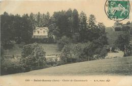 """CPA FRANCE 39 """"Saint Amour, Chalet De Chantemerle"""" - Otros Municipios"""