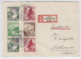 """Deutsches Reich R-Brief Mit """"WHW """" ZD Nach Mittweida SST+AKs - Covers & Documents"""