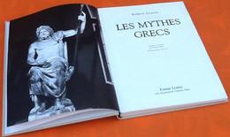 Robert Graves    Les Mythes Grecs   (1984)   223 Pages  Edition Abrégée Et Illustrée - Geschiedenis