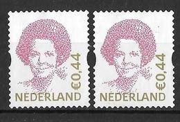Mi 2460 * X 2 - Neuf Sans Gomme - Unused Stamps