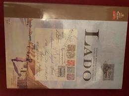 """België - """"LADO - Postgeschiedenis Van De Enclave"""" 2009 - Exclusieve Boekuitgave Op Krijtpapier - LOT 5000 - Sin Clasificación"""