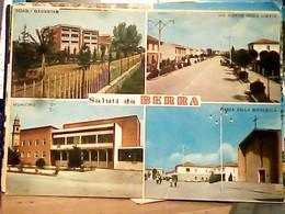 BERRA PAESE FERRARA VEDUTE Vedutine VB1986  HZ4701  PIEGHINA - Ferrara