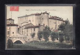 (19/02/21) 42-CPA REGNY - VIEUX PONT SUR RHINS - TOUR DE LA PRISON - Other Municipalities