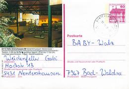 84609) BRD - P 138 R3/40 - 5421 ⨀ 5410 Höhr-Grenzhausen, Keramikmuseum - Postales Ilustrados - Usados