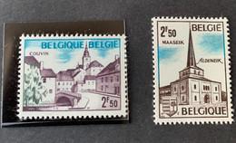 1972 - Toeristische Zegels - Postfris/Mint - Unused Stamps