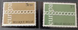 1971 - Europa - Postfris/Mint - Unused Stamps