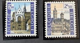 1971 - Toeristische Zegels  - Postfris/Mint - Unused Stamps