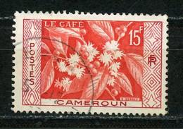 CAMEROUN (RF) - LE CAFE  N° Yt 304 Obli. - Oblitérés
