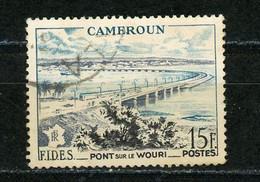 CAMEROUN (RF) - FIDES  N° Yt 301 Obli. - Oblitérés