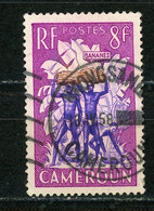 CAMEROUN (RF) - BANANE  N° Yt 297 Obli. - Gebraucht