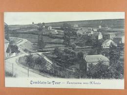 Comblain-la-Tour Panorama Vers Xhoris - Hamoir