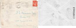 "L- Cachet: Censure :""  I . A . 2 ""- - 2. Weltkrieg 1939-1945"
