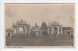 MYSORE - Fort Gates - Varadacharlu & Son - India