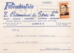 PROOINDUSTRIA - Briefe U. Dokumente