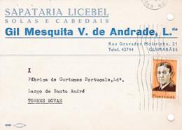 SAPATARIA  LICEBEL - Briefe U. Dokumente