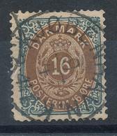 Danemark N°26 (B) - Used Stamps
