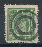 Danemark N°S 10 - Dienstzegels
